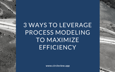 3 Ways To Leverage Process Modeling To Maximize Efficiency