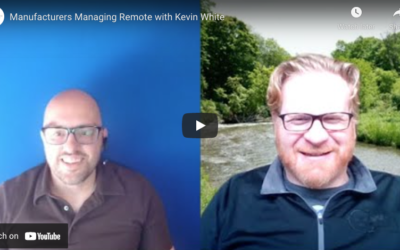 Putting the Data To Work with Kevin White & Matt Peters